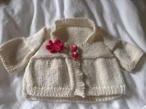 Baby Coat by Sirdar